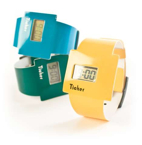 Ticker Watches