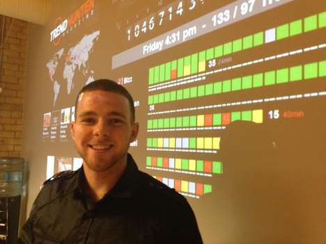 Jonathon Brown, Trend Hunter (INTERVIEW) - 'Bizz' Brown Looks at Interactive Social Experiments