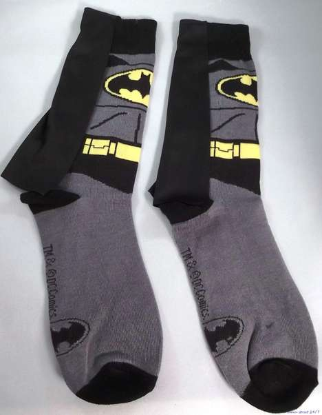 Awesome Batman Socks