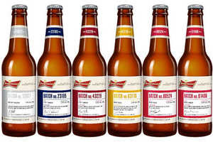 Budweiswer Project 12 Lets Individual Brewers Switch Up the Recipe