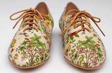 37 Blossoming Botanic Shoes