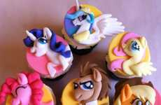 From Puppet Cupcakes to Magic Pony Characters
