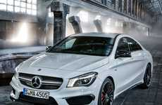 2014 Mercedes-Benz CLA45 AMG Will Debut at New York Auto Show