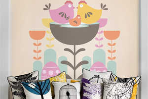 PIXERS Makes Wall Murals Suitable for Easter Time