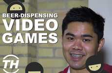 Ian Panganiban Examines a Beer Video Game to Rival Traditional Arcades