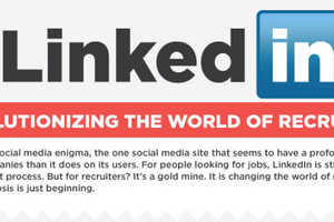 This Infographic Highlights How Essential a LinkedIn Account Is