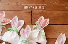 DIY Bunny Ear Bags