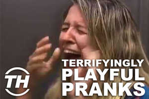 Courtney Scharf Offers Ideas for April Fools Pranks to Make You Jump