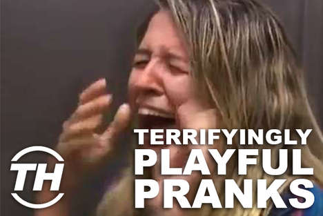 Terrifyingly Playful Pranks - Courtney Scharf Offers Ideas for April Fools Pranks to Make You Jump
