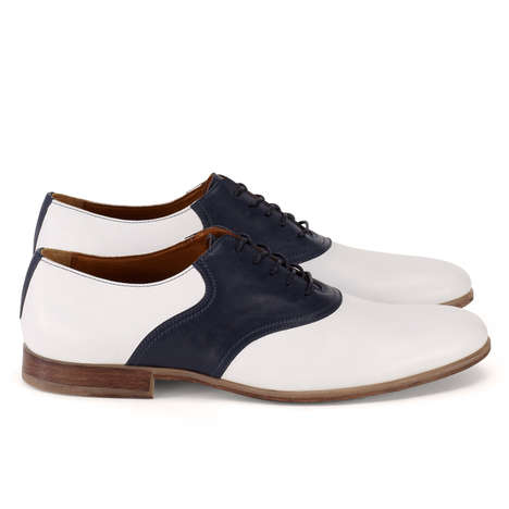 Modernized Sharply Styled Oxfords - Mr. B