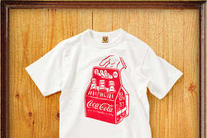 This Line of Coca-Cola Clothes is Filled with Bubbly Vintage Chic