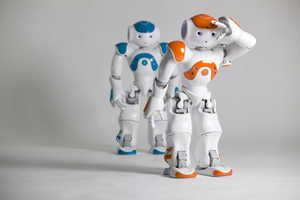 The NAO Robot Helps to Teach Children with Autism