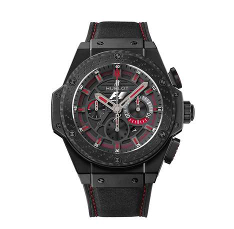 Racing-Themed Luxury Watches - These F1 Timepieces Bring Swag to Your Look