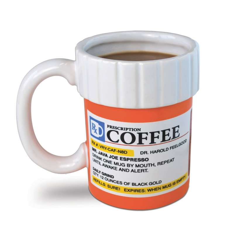 Medicated Coffee Cups