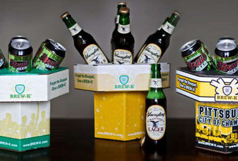 Beer-Displaying Boxes