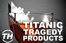 Titanic Tragedy Products