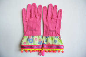 Mom Can Garden in Style with Gardening Gloves by Katherine Rohrbacher
