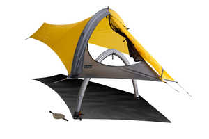 The Nemo Gogo Elite Tent is Easily Portable and Simple to Use