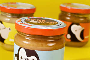 'OOH OOH AH AH Banana Jams' are Gooey Great Spreads