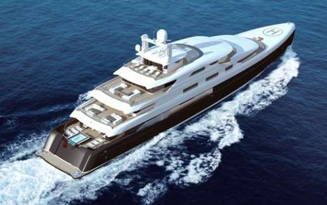 luxury vessel