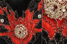 Million Dollar Diamond Dresses - Debbie Wingham Designs the World's Most Expensive Dress