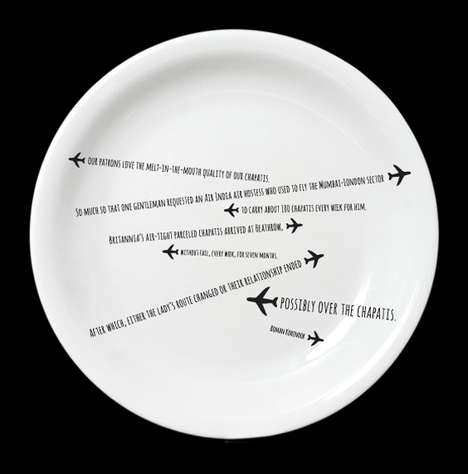 Dishoom Plates