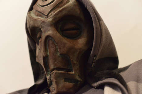 Fantasy Game Costume Competitions - This Skyrim Cosplay Brings the Elder Scrolls World to Life