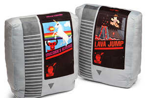 ThinkGeek's NES Cartridge Pillows Will Introduce Gaming to Your Dreams