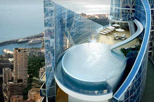 Monaco's Odeon Tower Will Feature Advance Architecture and Services