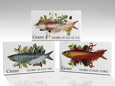 Cicero Sardines Packaging