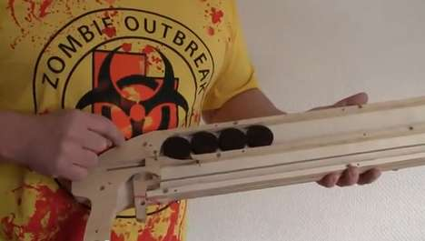 Creamy Cookie Catapults - This Oreo Separator Machine Blasts the Dessert into Pieces