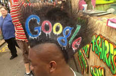 Outrageous Mohawk Advertising