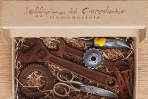 These Construction Tools are Amazingly Detailed and Completely Edible