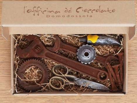 Chocolate-Made Tools