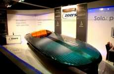 Solar Speedboats