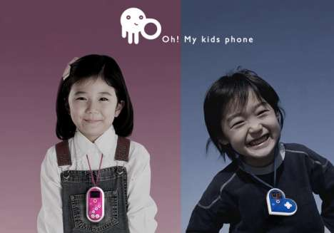 Kids Safety Cell Phones - OKids