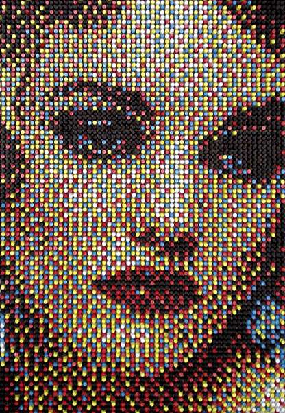 Push-Pin Art