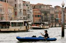 Venice by Kayak - Ditching Gondolas for DIY Travel