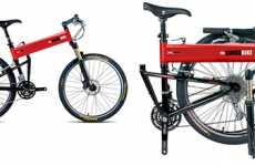 Foldable Mountain Bikes - SwissBike
