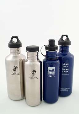 Custom Eco Adverbottles - Klean Kanteen Co-Branded Bottles