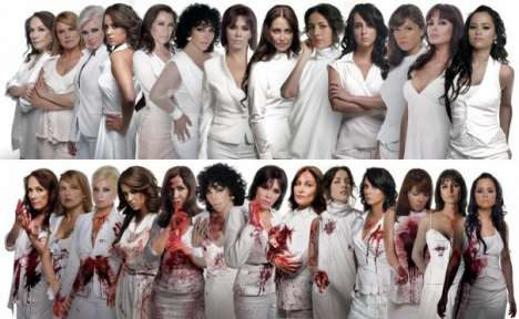 TV Shows Launched Via Facebook - Mujeres Asesinas