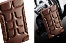 Sculpted Fitness Chocolates - Abdominal Muscle Bars for Men