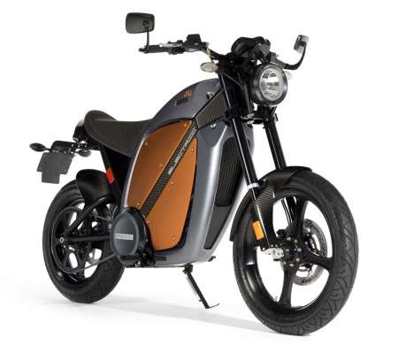Green Motorcycles - The Brammo Enertia Electric