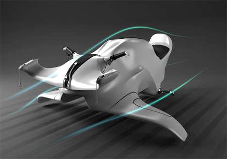 Submersible Jetski