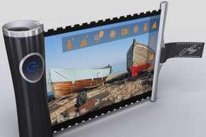 The Curventa Compact Fashion Camera