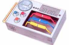 Bomb Alarm Clocks