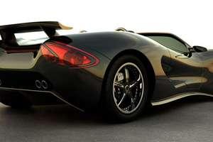 The Scorpion by Ronn Motor