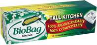 Compostable Corn Bags