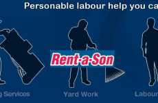 Outsourcing Home Helpers - Rent-A-Son
