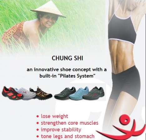 Weightloss Shoes - Chung Shi Footwear